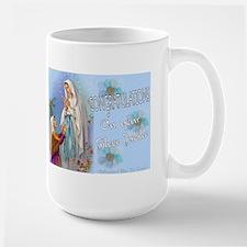 Nuns Jubilee Large Mug