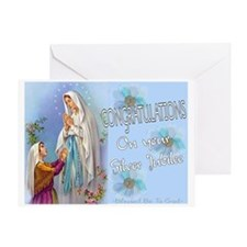 Nuns Jubilee Greeting Card