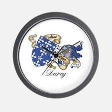Darcy Sept Wall Clock