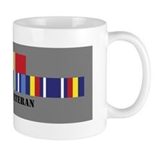 Iraq Vet 1 Bronze Star Mug