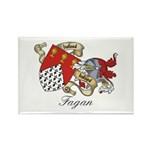 Fagan Sept Rectangle Magnet (10 pack)