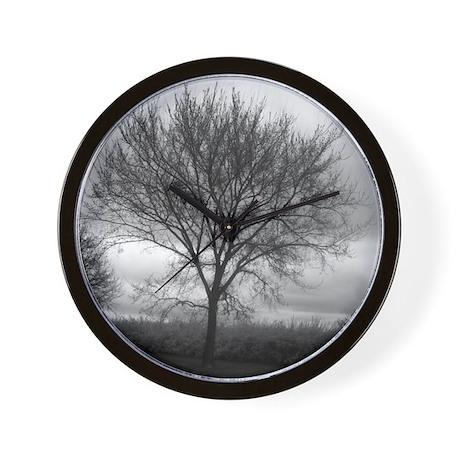Tree - Wall Clock