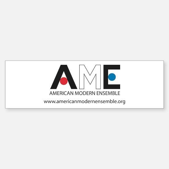 AME Sticker (Bumper)