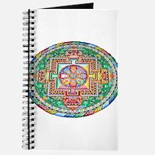 Sand Mandala Journal