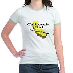 California Girl, Born & Raise T