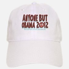 Anyone But Obama Baseball Baseball Cap