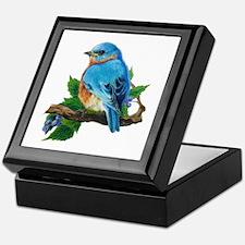 "Keepsake Box ""Bluebird"""