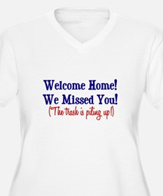 Welcome Home - Trash T-Shirt