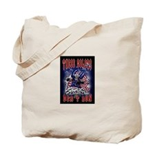 Cute These colors don t run Tote Bag