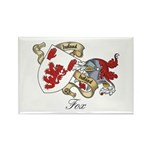 Fox Sept Rectangle Magnet (10 pack)