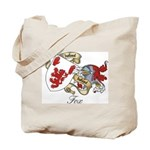 Fox Sept Tote Bag