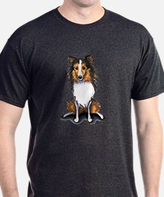 Sable Sheltie Lover T-Shirt