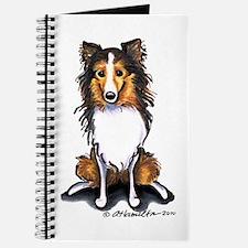 Sable Sheltie Lover Journal