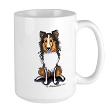 Sable Sheltie Lover Mug
