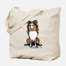 Sable Sheltie Lover Tote Bag