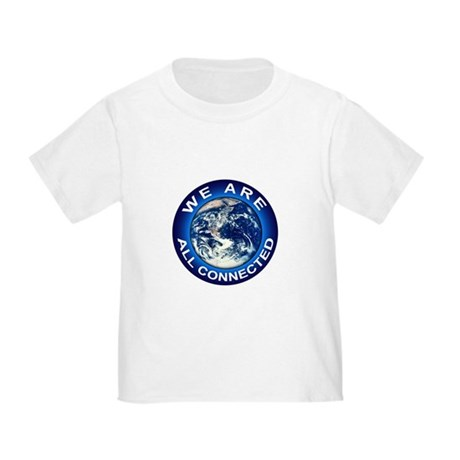 Toddler 'We Are All Connected' T-Shirt