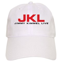 JKL Red Logo Cap