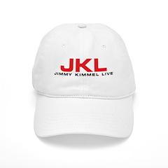 JKL Red Logo Baseball Cap