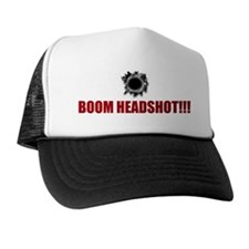 Headshot Hat