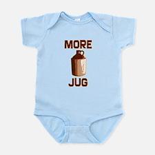 More Jug Infant Bodysuit