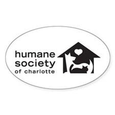 Humane Society of Charlotte Decal