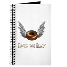 Donuts from Heaven Journal