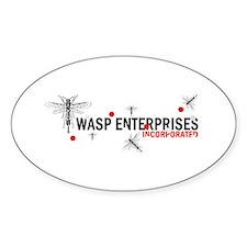 Wasp Enterprises Decal