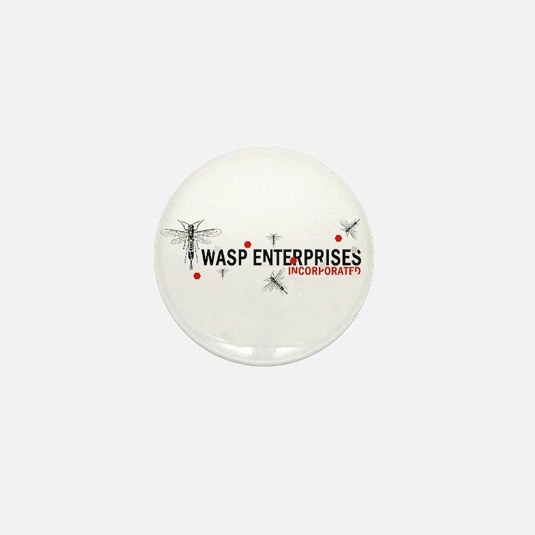 Wasp Enterprises Mini Button