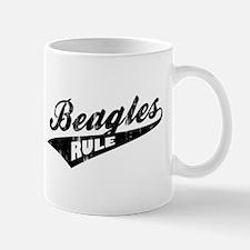 Beagles Rule Mug