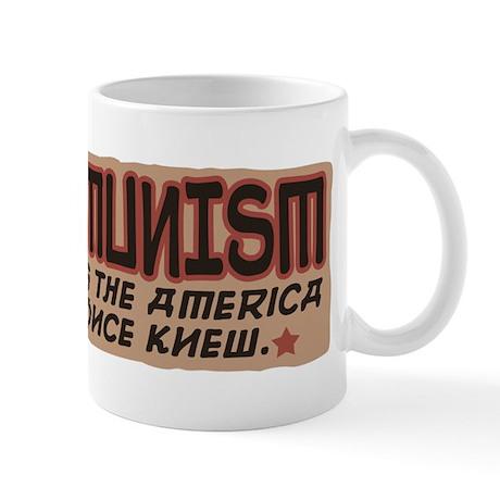 OBAMunism kills U.S. Mug