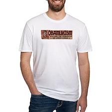 OBAMunism 2 Sided Shirt