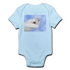 Angel Kitten Infant Creeper