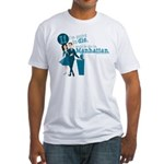 Mad Men Pete Campbell Fitted T-Shirt
