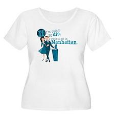 Mad Men Pete Campbell Women's Plus Size T-Shirt