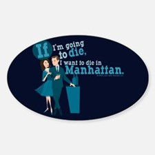 Mad Men Pete Campbell Decal