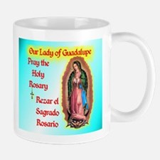 Pray the Rosary - Coffee Mug (l)