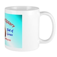 Pray the Rosary - Coffee Mug (j)