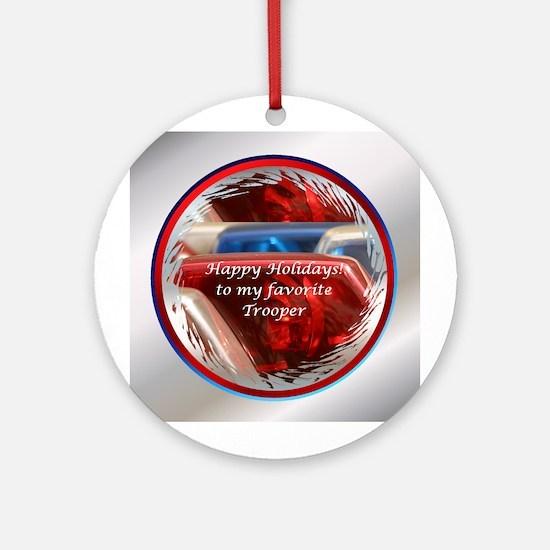 Happy Holidays Trooper