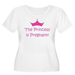 Princess Is Pregnant! T-Shirt