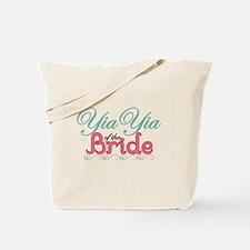 Yia Yia of the Bride Tote Bag