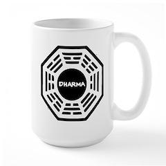 DHARMA Large Mug