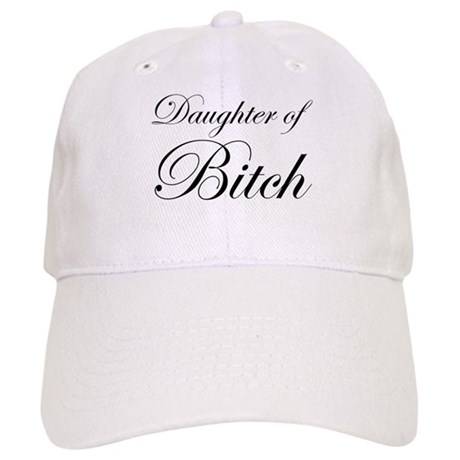 Daughter of Bitch Cap