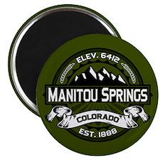 Manitou Springs Magnet