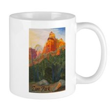 Forbidden Road's End, Zion Small Mug