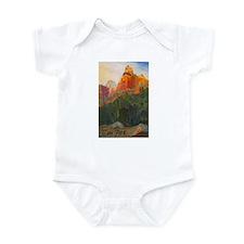 Forbidden Road's End, Zion Infant Bodysuit