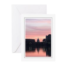 Capitol Sunrise Greeting Cards (Pk of 10)
