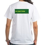 UO Matters White T-Shirt