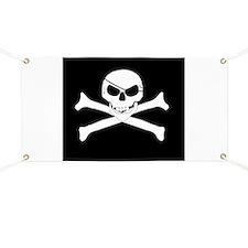 Cute Talk like a pirate Banner