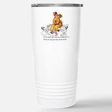 Welsh Terrier World Travel Mug