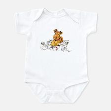 Welsh Terrier World Infant Bodysuit
